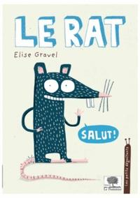 Elise Gravel - Le rat.