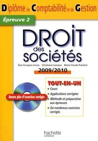Histoiresdenlire.be Droit des sociétes - Epreuve 2 Image