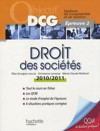 Openwetlab.it Droit des sociétés - Epreuve 2 Image