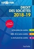 Elise Grosjean-Leccia et Christiane Lamassa - Droit des sociétés.