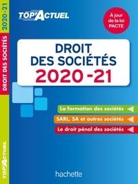 Top'Actuel Droit Des Sociétés 2020-2021.