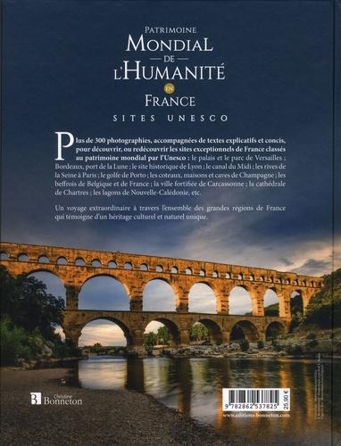 Patrimoine mondial de l'Humanité en France. Sites UNESCO