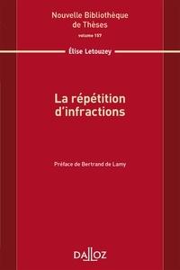 Deedr.fr La répétition d'infractions Image