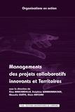 Elise Marcandella et Delphine Wannenmacher - Managements des projets collaboratifs innovants et territoires.