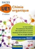 Elise Marche - Chimie organique UE1 PACES.