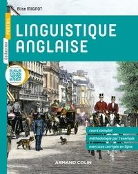 Elise Mignot - Linguistique anglaise.