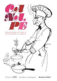 Elise Milicevic et Daniel Egnéus - Canapé - Petite psychanalyse de cuisine ou l'art d'accommoder ses complexes.