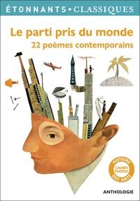Elise Sultan - Le parti pris du monde - 22 poèmes contemporains.