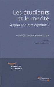Elise Tenret - Les étudiants et le mérite - A quoi bon être diplômé ?.