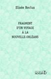 Elisée Reclus - Fragment d'un voyage à la Nouvelle-Orléans.