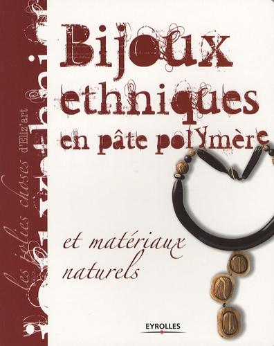 Eliz'art - Bijoux ethniques en pâte polymère - Et matériaux naturels.