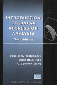 Elizabeth-A Peck et Geoffrey-G Vining - .