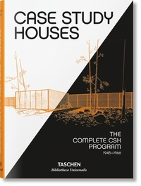 Elizabeth A-T Smith - Case Study Houses - The Complete CSH program, 1945-1966.