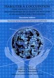 Elizabeth A. Townsend et Helene J. Polatajko - Habiliter à l'occupation : faire avancer la perspective ergothérapique de la santé, du bien-être et de la justice par l'occupation - Neuvièmes lignes directrices canadiennes en ergothérapie.