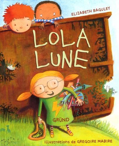Elizabeth Baguley - Lola Lune.