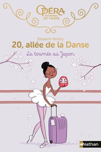 Elizabeth Barféty - 20, allée de la Danse  : La tournée au Japon.
