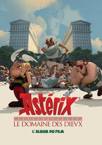 Elizabeth Barféty - Astérix, le domaine des dieux - L'album du film.