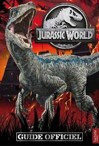 Elizabeth Barféty - Jurassic World - Guide officiel.