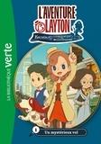 Elizabeth Barféty - L'aventure Layton Tome 1 : Un mystérieux vol.