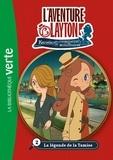 Elizabeth Barféty - L'aventure Layton Tome 2 : La légende de la Tamise.
