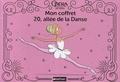 Elizabeth Barféty - Mon coffret 20, allée de la Danse - Avec 2 tomes de la série et un porte-clés chausson de danse Opéra de Paris.