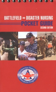 Elizabeth Bridges - Battlefield & Disaster Nursing - Pocket guide.