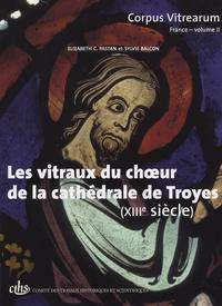Galabria.be Les vitraux du choeur de la cathédrale de Troyes (XIIIe siècle) Image