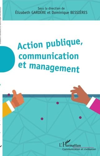 Action publique, communication et management