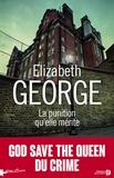 Elizabeth George - La punition qu'elle mérite.