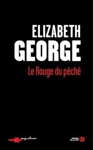 Elizabeth George - Le rouge du péché.