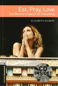 Elizabeth Gilbert - Eat, Pray, Love - One Woman's Search for Everything. 2 CD audio