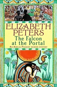 Elizabeth Peters - Falcon at the Portal.