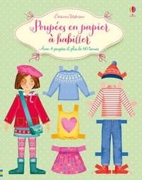Poupées en papier à habiller - Avec 4 poupées et plus de 60 tenues.pdf