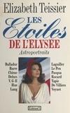 Elizabeth Teissier - Les étoiles de l'Elysée - Astro-portraits.