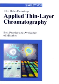 Histoiresdenlire.be Applied Thin-Layer Chromatography. Best Practice and Avoidance of Mistakes Image