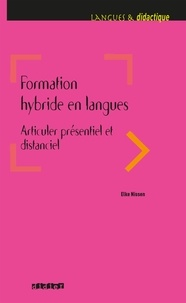 Elke Nissen - Formation hybride en langues - Articuler présidentiel et distanciel.