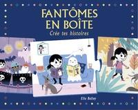 Ella Bailey - Fantômes en boîte - Contient 20 pièces de puzzle.