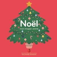 Ella Bailey - Noël - Mon imagier animé.
