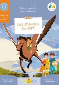 Ella Coalman et Olivier Dubois du Nilac - Les chevaux du vent.