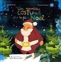 Ella Coalman et Floriane Roussel - Un nouveau costume pour le père Noël.