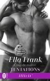 Ella Frank - Tentations Tome 3 : Coup de maître.