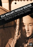 Ella Maillart et Nicolas Bouvier - .