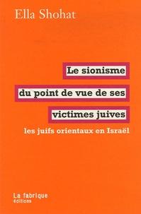 Goodtastepolice.fr Le sionisme du point de vue de ses victimes juives - Les juifs orientaux en Israël Image