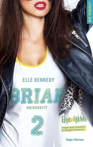 NEW ROMANCE  Briar Université - tome 2 The risk -Extrait offert-