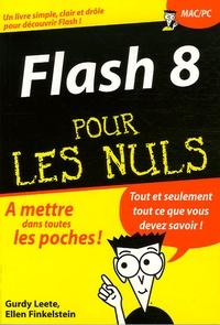 Flash 8 Pour les Nuls.pdf