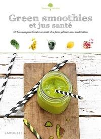 Green smoothies et jus santé - 50 boissons pour booster sa santé et se faire plaisir sans modération.pdf