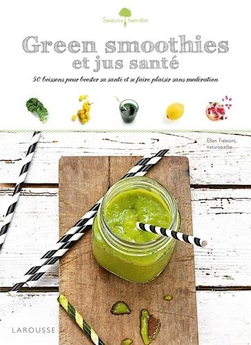 Green smoothies et jus santé - 9782035906632 - 6,99 €
