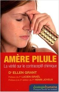 Ellen Grant - Amère pilule.