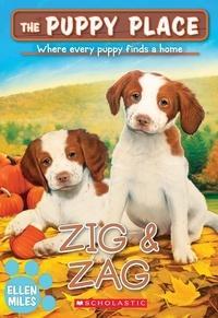 Ellen Miles - Zig & Zag (The Puppy Place #64).