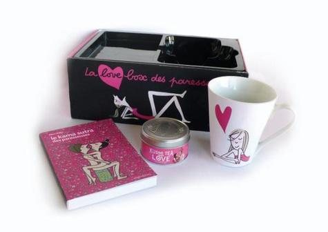 Ellen Willer et Marie Belouze-Storm - La love box des paresseuses.